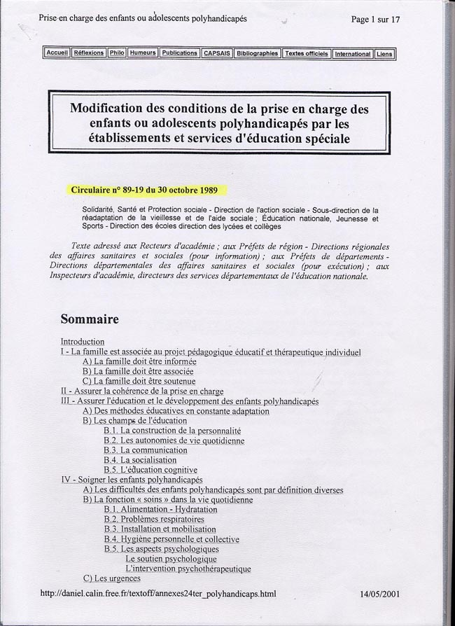 aides education nationale